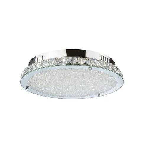 LED Sparkle 18watt Crystal Ceiling Light