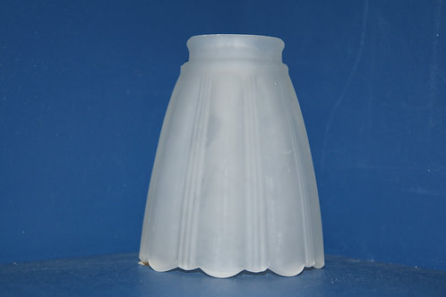 055 frost bell glass
