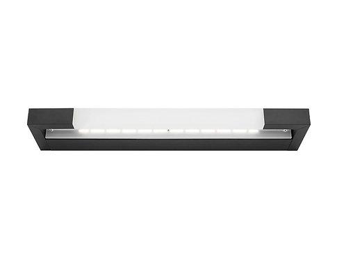 Lynx Black 12watt LED Vanity Light