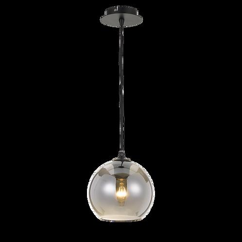 Bondi smoke 20cm sphere pendant
