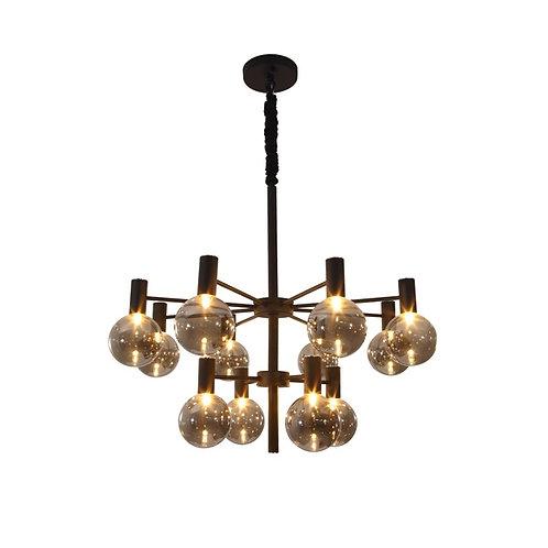 Clavi 12 light pendant