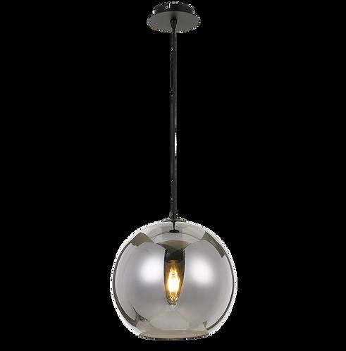 Bondi smoke 30cm sphere pendant