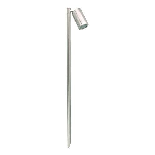 316 Stainless steel 1lt adjustable 12v path spike spot