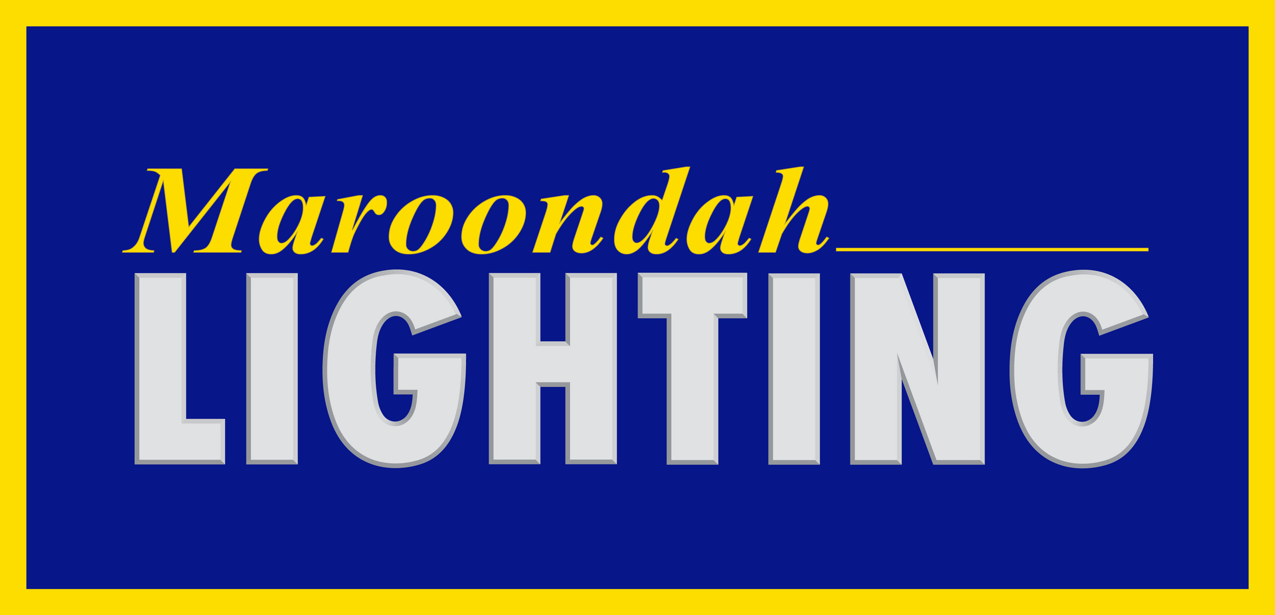 Maroondah Lighting Your Local Specialists