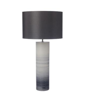 TL1716 Grey Glass Base & Shade