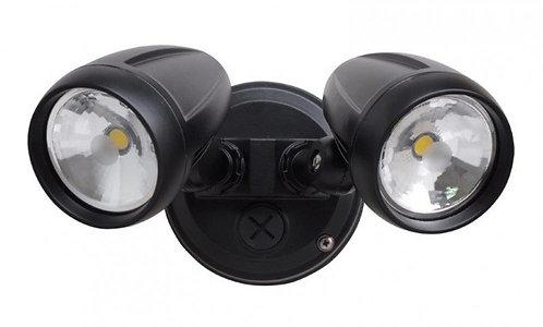 Twin Exterior Spot Light