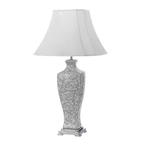 Dono large ceramic table lamp