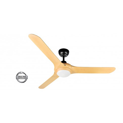 """Spyda 56"""" (1400mm) Indoor / Outdoor Ceiling Fan with LED"""