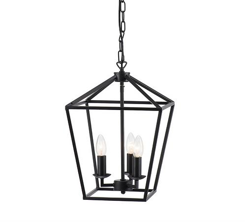 York 3lt lantern pendant