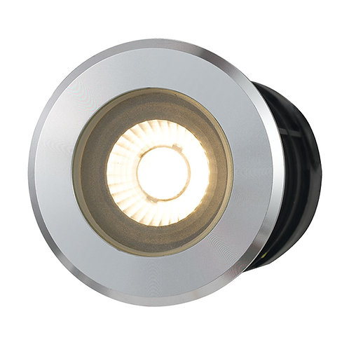 Luc 5 Aluminium LED in-ground deck light