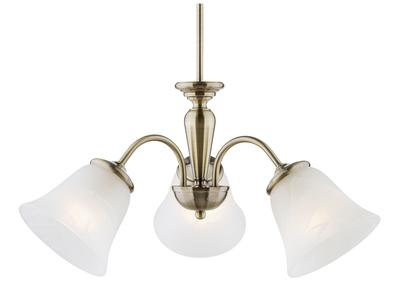 Stepney 3 Light Pendant
