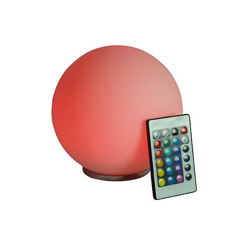 Colour Changing Ball Lamp