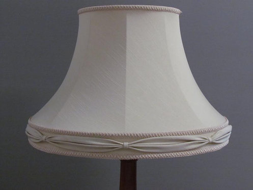Double ring drape shade - custom order