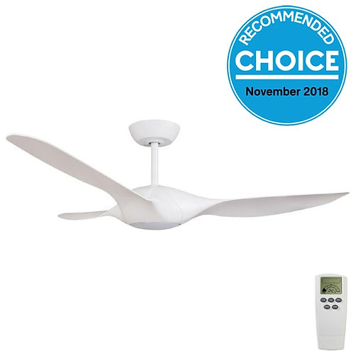 "Fanco Origin DC 56"" (1420mm) Ceiling Fan with LED - White"