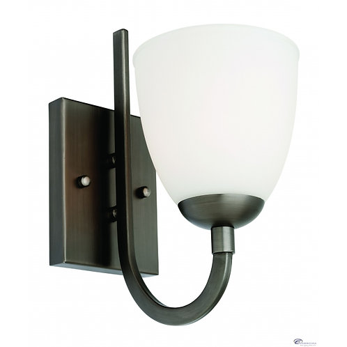 Audrey Bronze Wall Light