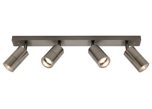 Stockholm 4lt titanium 240v spotlight