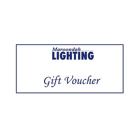 Maroondah Lighting offers Gift Vouchers