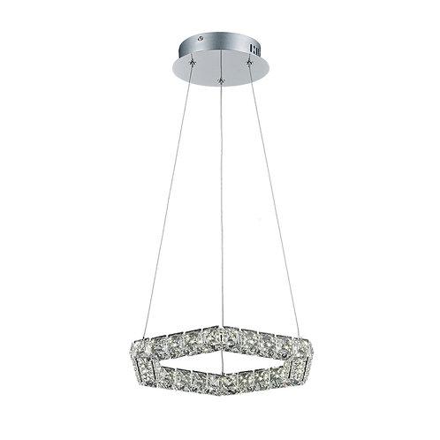 LED Comb 10watt Crystal Pendant Light