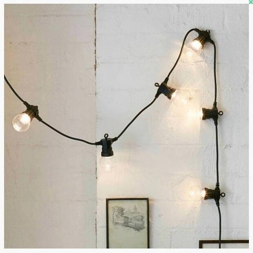 Clear Festoon Lighting