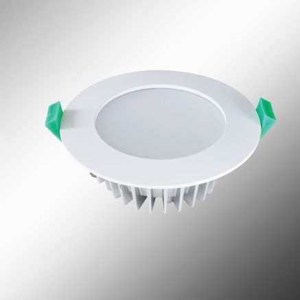 Victor 10w white LED downlight