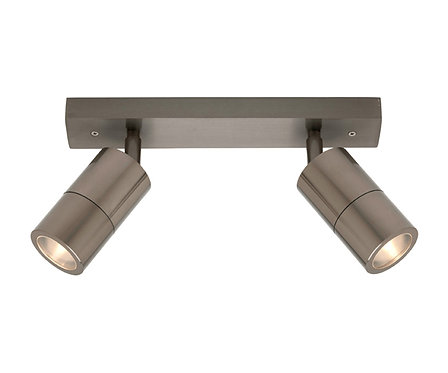 Stockholm 2lt titanium 240v spotlight