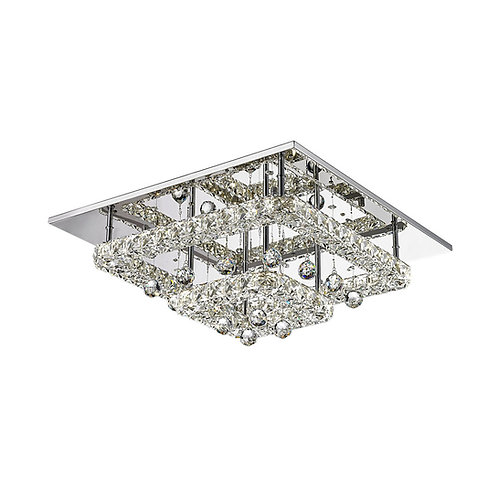 LED Sorac 36watt Crystal Ceiling Light