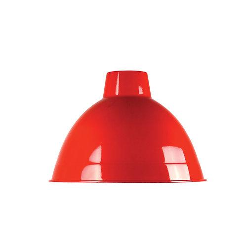 Yard 35cm red metal shade