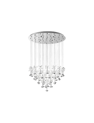 Pianopoli LED Crystal Chandelier