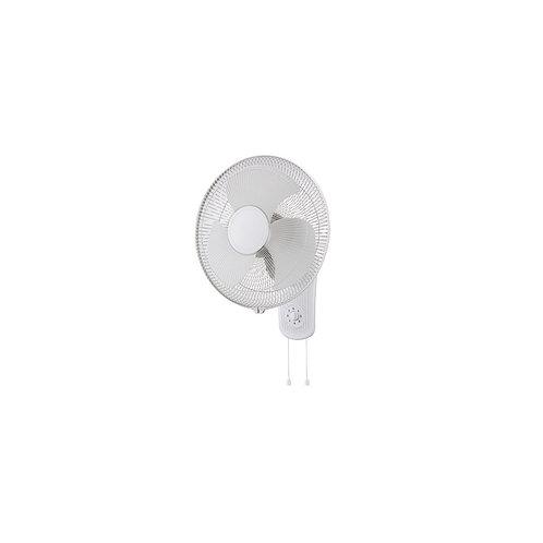 Zephyr II 400mm Wall Fan - White