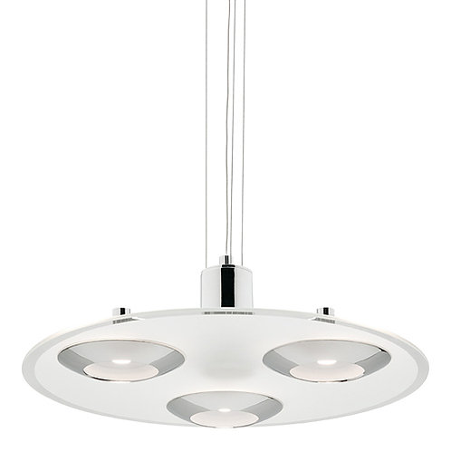 Vortex 3 Light Round Pendant