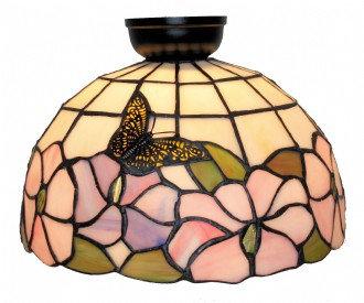 Butterfly leadlight batten fix