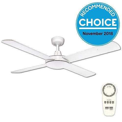 """Fanco Urban 2 DC 52"""" (1320mm) Ceiling Fan - White"""