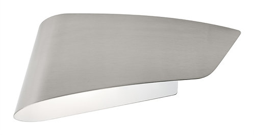Lawson Chrome wall sconce