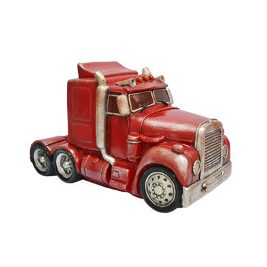 Red Truck Lamp