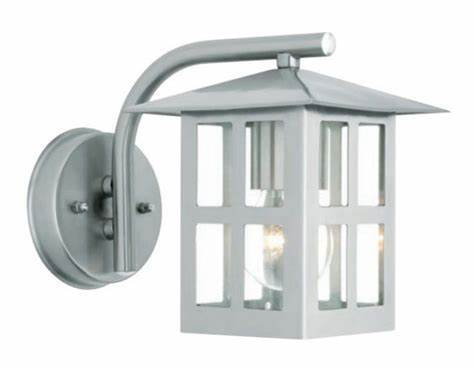 Charlie 316 Stainless Steel exterior wall light