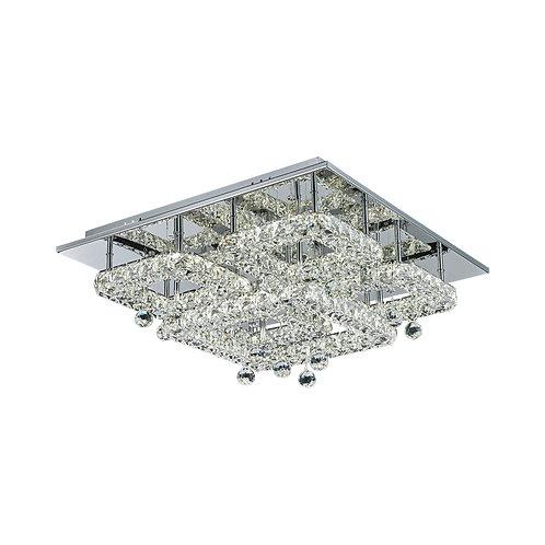 LED Sorac 60watt Crystal Ceiling Light