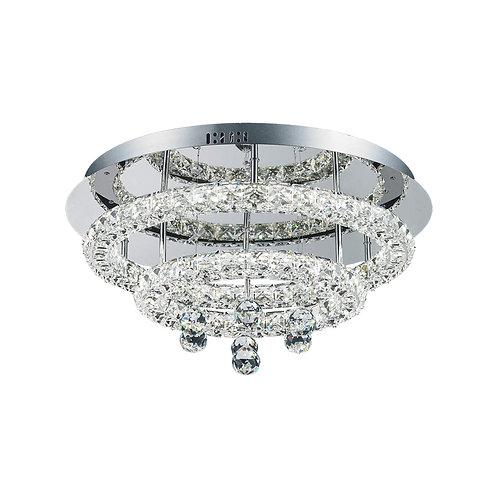 LED Horos 40 watt Crystal Ceiling Light