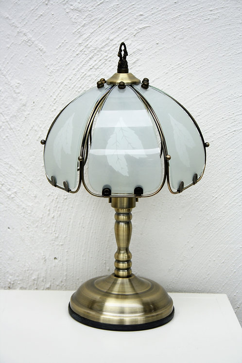 Ann Touch Lamp Bronze Plated Finish