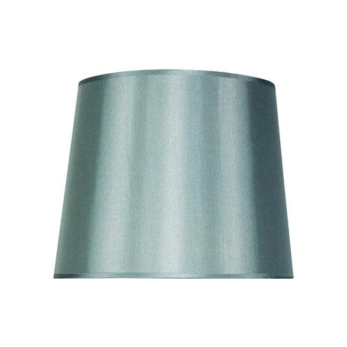 Seafoam chintz 27cm tapered drum shades
