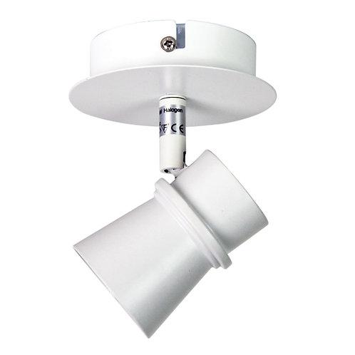 Yarra 1 Light GU10 white - adjustable spotlight