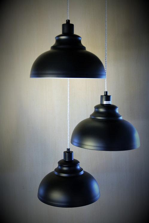 Risto black 3lt pendant