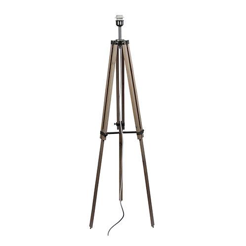 Galileo lime wash tri pod floorlamp base
