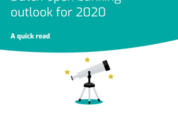 A Dutch open banking outlook for 2020