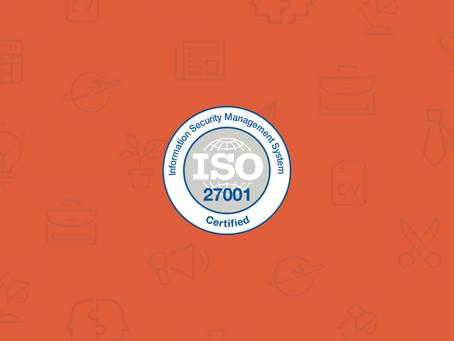 Bittiq achieves ISO27001 certification
