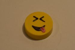 Tongue Emoji Oreo