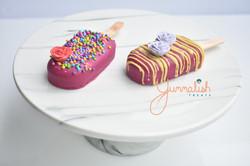 Mini Cakesicles