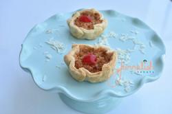 Gizzada aka Coconut Tarts
