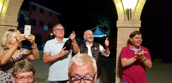 """Här firas """"Antonio Day""""."""