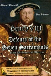 henry viii and luther