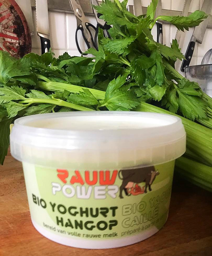 MSPETIT COACH | RAW GRASS-FED YOGURT